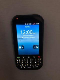 Motorola Titanium Nextel Cargador, Memoria Auricular Nuevos