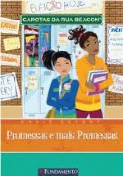 Livro Garotas Da Rua Beacon Promessas E Mais Promessas