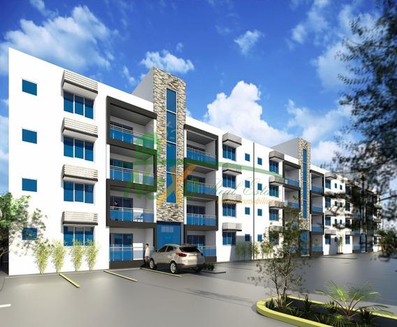 Apartamento De Oportunidad Con Piscina Santiago (eaa-306 A)