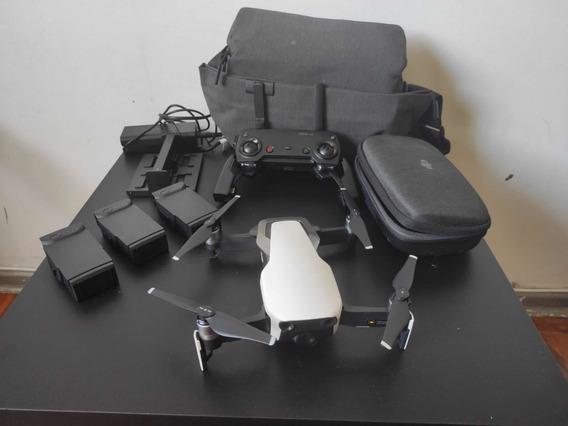 Drone Dji Mavic Air Fly More Combo Con Câmera 4k