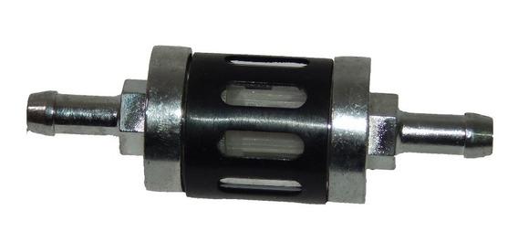 Filtro Gasolina Alumínio Preto Sundown / Kasinski Universal