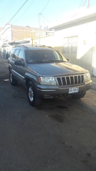 Jeep Grand Cherokee 4.0 Limited 4x2 Mt 2001