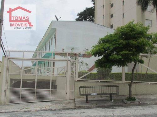 Sobrado Residencial À Venda, Vila Pereira Barreto, São Paulo. - So0724