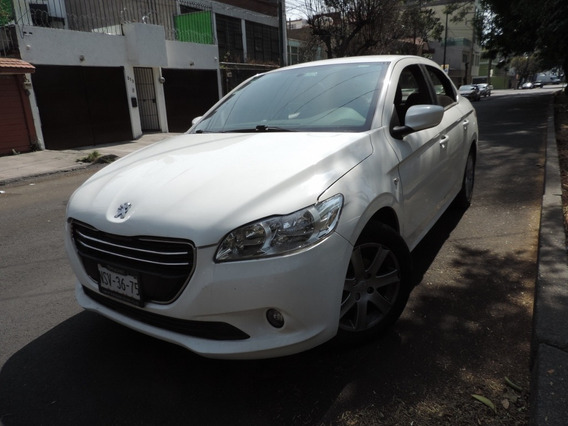 Peugeot 301 2013 1.6 Version Allure Manual El Mas Equipado