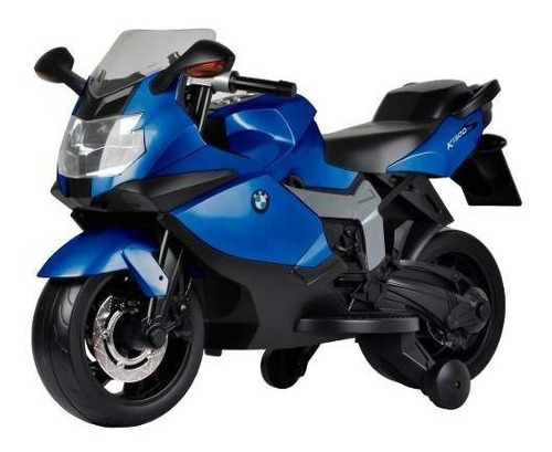 Imagen 1 de 2 de Moto Bmw Azul