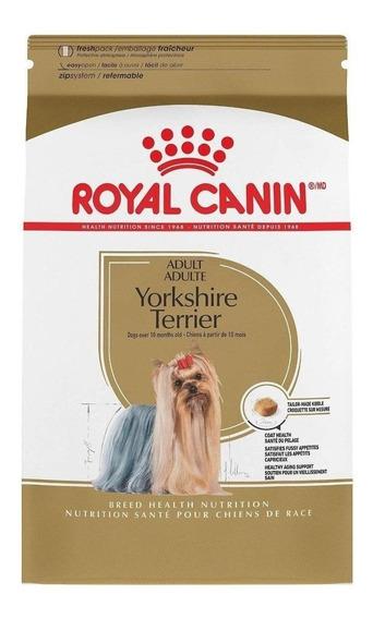 Alimento Royal Canin Breed Health Nutrition Yorkshire Terrier perro adulto raza pequeña 4.5kg
