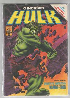 O Incrível Hulk Nº 4 (960)