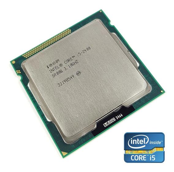 Processador Intel Core I5 2400 3.1ghz Lga 1155 Oem Garantia