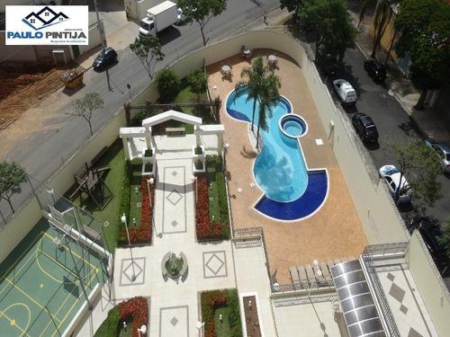 Apartamento Com 200m 3 Suítes E 4 Vagas De Garagem - Ap00708 - 3514583