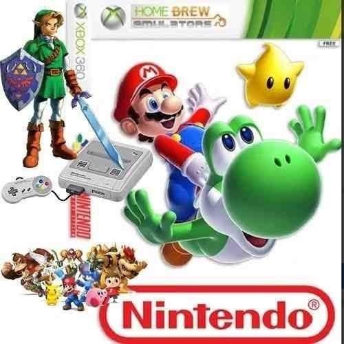 Emulador De Super Nintendo Para Xbox 360 (desbloqueado)