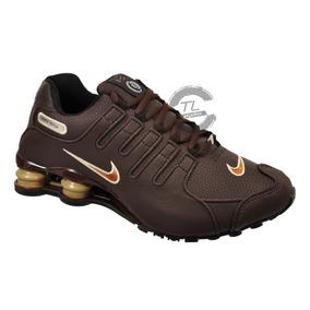 8cb39ceff5 Nike Shox Marrom - Nike para Masculino no Mercado Livre Brasil