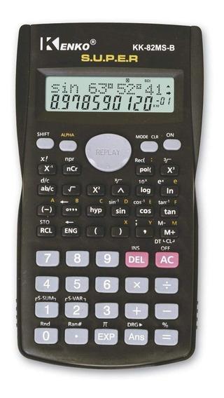 Calculadora Científica Kenko Kk-82ms-b