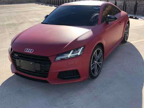 Audi Tt 2.0 S Coupe T Fsi 285 Hp At 2016