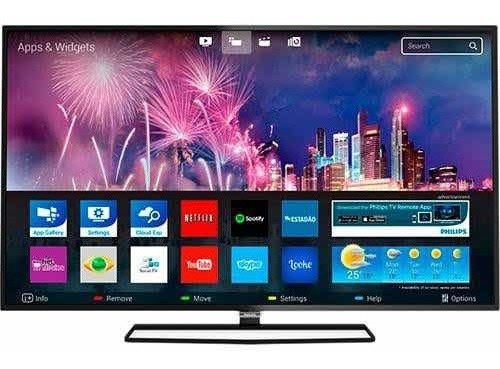 Tv 4k Philips 40 Polegadas Smart Com Suporte Parede 840 Hz