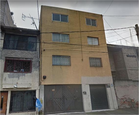 Gran Departamento Remate Bancario En Colonia Moctezuma