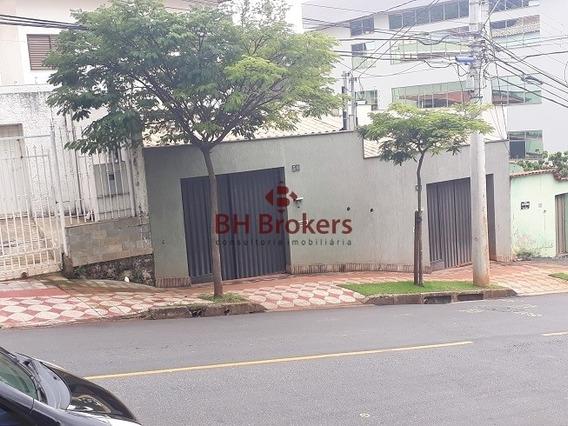 Casa Geminada Com 3 Quartos Para Alugar No Santa Lúcia Em Belo Horizonte/mg - 18713