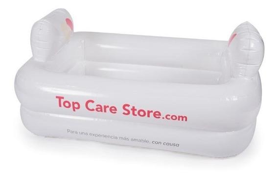 Bañera Inflable Para Adulto, Para Tomar Baños Detox Con Sal