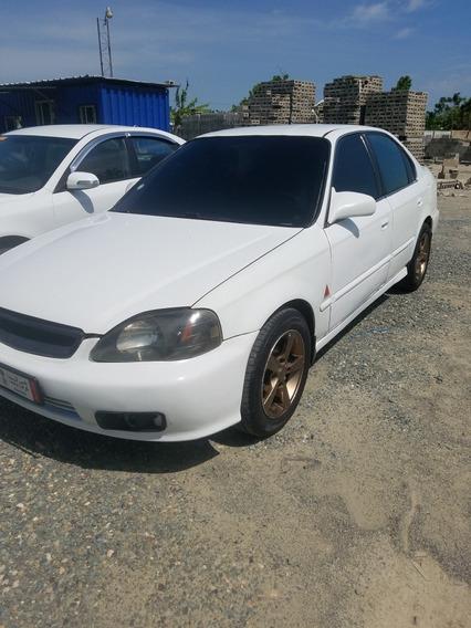 Honda Civic Americano 99