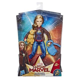 Capitana Marvel Cosmica 30 Cm Hasbro