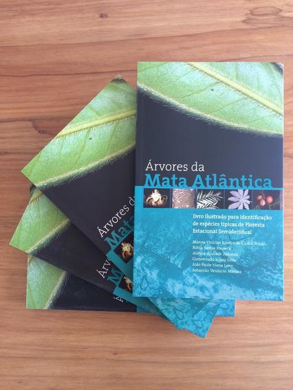 Árvores Da Mata Atlântica - Livro Guia Ilustrado