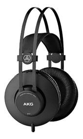 Fone Ouvido Profissional Akg K52 Original K 52