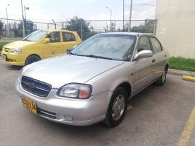 Chevrolet Esteem Gl S/a 2001