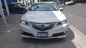 Acura Tlx Motor 3.5 Advance 2015 $438,000.00