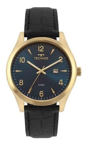 Relógio Technos Classic 2115mrx/2a - 12x S/j - Frete Grátis