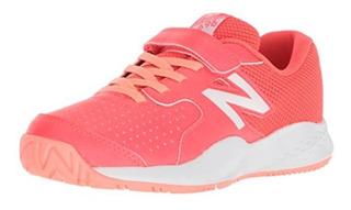 Tenis New Balance Club Rosa Para Niña