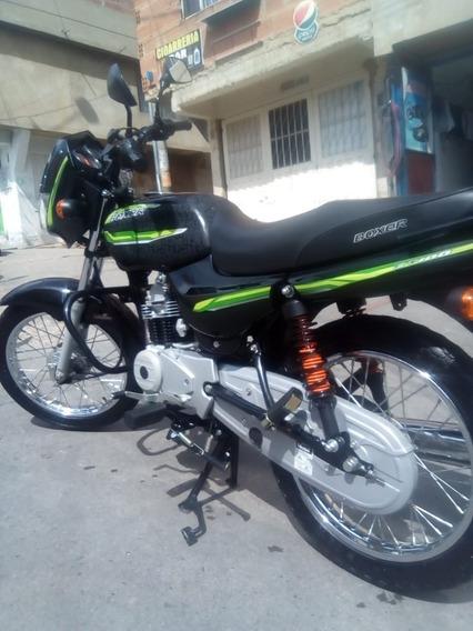 Motocicleta Boxer Ct 100