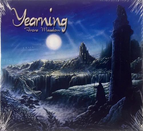 Cd Yearning - Frore Meadow - Importado Digipack Lacrado
