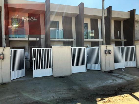Casa Duplex Em Pq Visconde Ii - Campos Dos Goytacazes - 7110