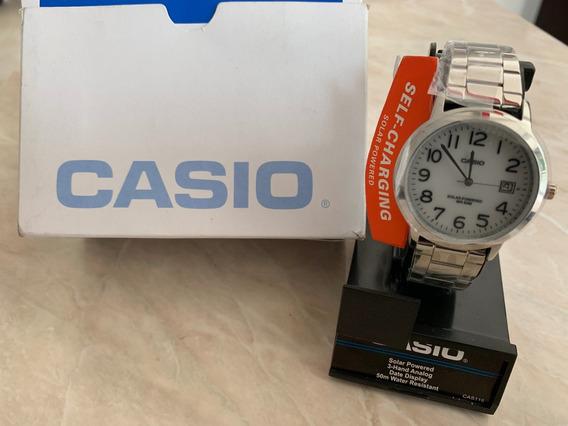 Reloj Casio Solar Powered