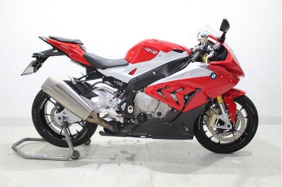 Bmw S 1000 Rr 2016 Vermelha