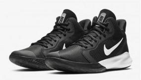 Tenis Nike Air Precision Basketbal Negro