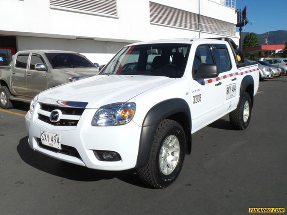 Mazda Bt-50 Doble Cabina 4x4 2500