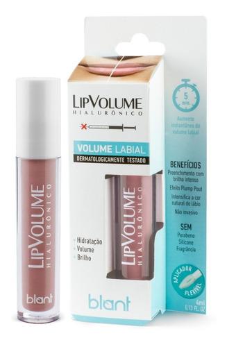 Lip Volume Hialuronico Gloss Nude 4 Ml Blant