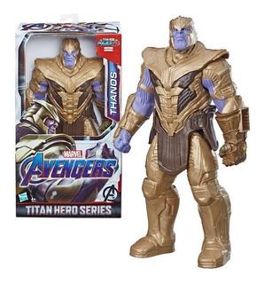 Thanos Figura De Acción 30cm - Hasbro Original