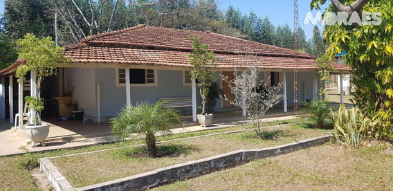 Sítio Rural À Venda, Ribeirão Bonito - Si0001
