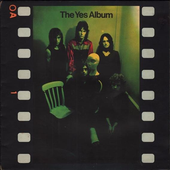 Yes The Yes Album Cd Nuevo Oferta Steve Howe Rick Wakeman
