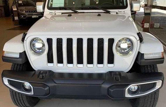Jeep Wrangler 2.0 Sahara Overland Turbo 4x4 Aut. 5p 2020