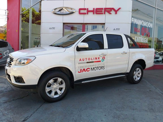 Jac T6 Luxury 2.0 D/c 6 Mt 22.000 Km Blanca 2018 Test Drive