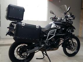Bmw F800 Gs Black La Mejor Doble Propósito Lista Para Viajar