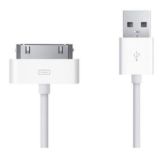 Cabo Usb iPhone 4/4s/3gs/3g, iPod Touch, iPad, iPad 2 E 3.