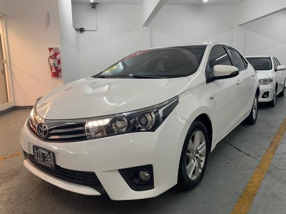 Toyota Corolla Xei Cvt Excelente, Sin Detalles, C/accesorios