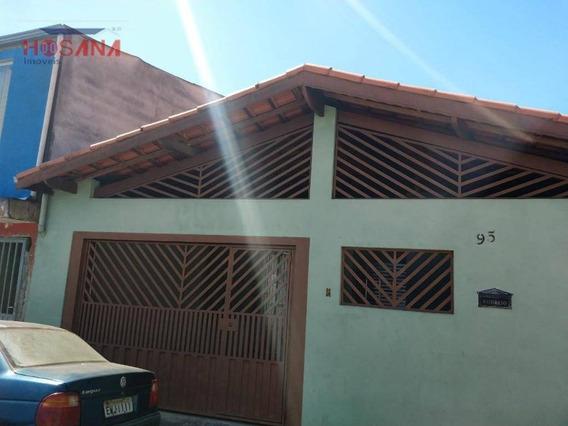 Casa Com 2 Dormitórios À Venda, 75 M² Por R$ 230.000 - Parque Santa Delfa - Franco Da Rocha/sp - Ca0620