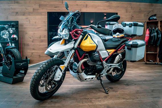 Moto Guzzi V85 Maletas 2020