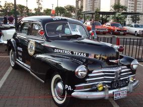 Chevrolet Fleetmaster 1948 Placa Preta Utilitarios Caranga