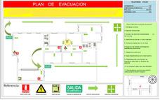 Planos De Evacuación
