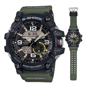 Relógio Casio G-shock Gg-1000-1a3 Mudmaster Novo
